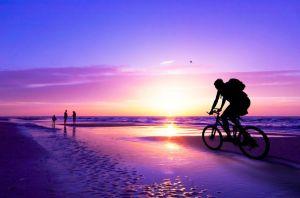 bicikli_naplemente